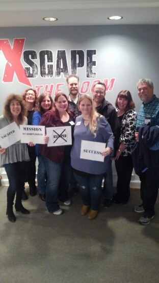 Escape The Room 2018B