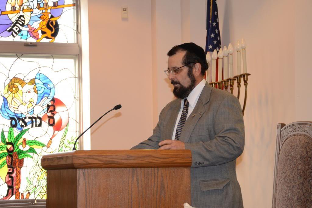 Rabbi Blum