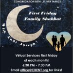First Friday Virtual Family Shabbat with Andi Joseph