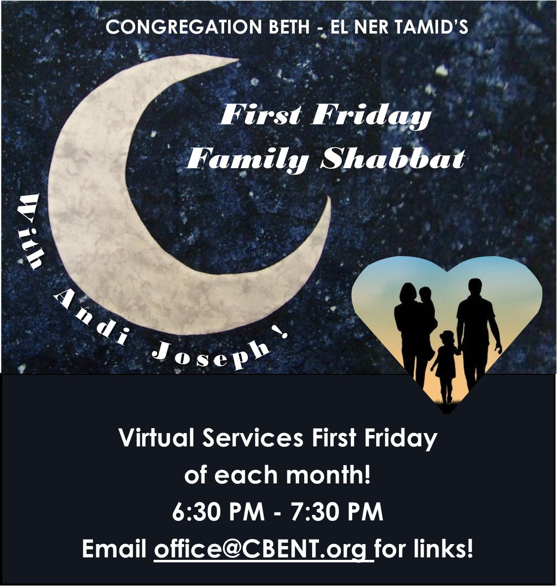 Virtual First Friday
