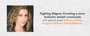 Fighting Stigma