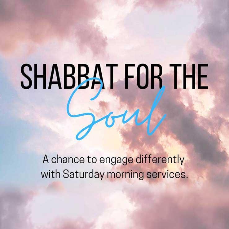 Shabbat for the Soul