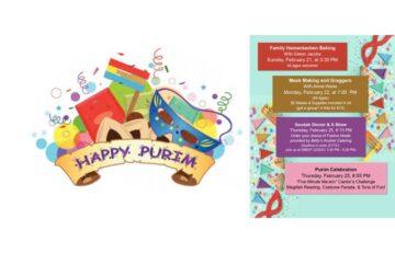 Purim Week