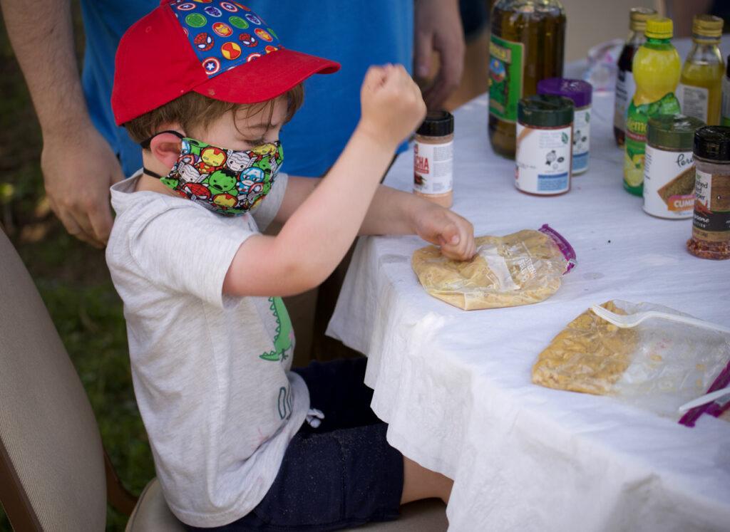 Pathways to Israel Event kids fun