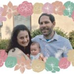 Baby Naming for Rabbi Jankowitz and Family